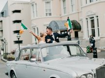 A Glamorous Royal Marine Hotel Wedding by the Sea images 48