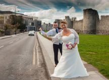 A Delightful Trim Castle Wedding by Peter Bell Photography images 30