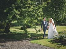 A Stylish Bridge House Hotel Wedding by Darren Byrne Photography & Film images 47