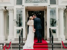 A Glamorous Royal Marine Hotel Wedding by the Sea images 54