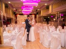 A Stylish Bridge House Hotel Wedding by Darren Byrne Photography & Film images 56