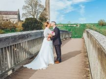 A Delightful Trim Castle Wedding by Peter Bell Photography images 38