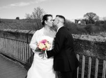 A Delightful Trim Castle Wedding by Peter Bell Photography images 39