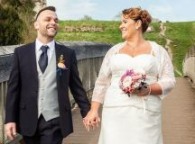 A Delightful Trim Castle Wedding by Peter Bell Photography images 40