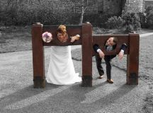 A Delightful Trim Castle Wedding by Peter Bell Photography images 41