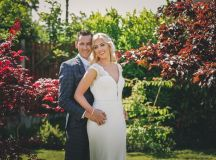 A Stylish Bridge House Hotel Wedding by Darren Byrne Photography & Film images 32