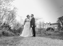 A Delightful Trim Castle Wedding by Peter Bell Photography images 43