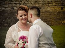 A Delightful Trim Castle Wedding by Peter Bell Photography images 32