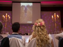 A Stylish Bridge House Hotel Wedding by Darren Byrne Photography & Film images 72