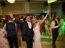 A Stylish Bridge House Hotel Wedding by Darren Byrne Photography & Film images 75