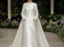 17 Chic, Minimal Wedding Dresses for Modern Brides images 3