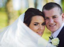 A Gorgeous Vintage Glasson Wedding by Jason Nolan Wedding Films images 1