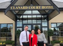 Lisa Cannon Visits weddingsonline Hotel Venue of the Year Leinster – the Charming Clanard Court Hotel images 0