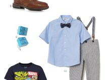 Adorable Outfits & Accessories for Your Page Boy images 0