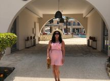 Lisa Cannon on Her Trip to Stunning Cyprus – A Fab Destination for Honeymooners or Hen Parties images 3