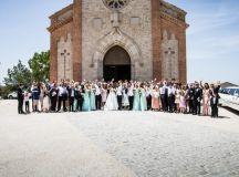 A Traditional Sun-Filled Wedding by Lyndyloo in Spain images 25