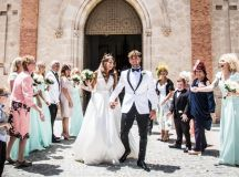 A Traditional Sun-Filled Wedding by Lyndyloo in Spain images 26