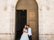 A Traditional Sun-Filled Wedding by Lyndyloo in Spain images 30