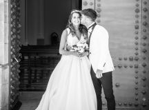 A Traditional Sun-Filled Wedding by Lyndyloo in Spain images 31