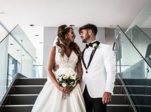 A Traditional Sun-Filled Wedding by Lyndyloo in Spain images 33