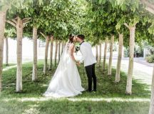 A Traditional Sun-Filled Wedding by Lyndyloo in Spain images 47