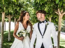 A Traditional Sun-Filled Wedding by Lyndyloo in Spain images 48