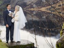 A Magical Gougane Barra & Muckross Park Hotel Wedding by Golden Moments Wedding Photography images 35