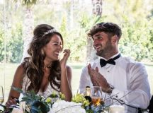 A Traditional Sun-Filled Wedding by Lyndyloo in Spain images 57