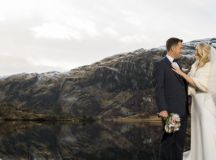A Magical Gougane Barra & Muckross Park Hotel Wedding by Golden Moments Wedding Photography images 41