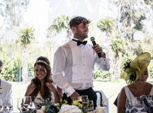 A Traditional Sun-Filled Wedding by Lyndyloo in Spain images 58