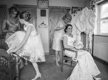 A Romantic Wedding at Errigal Country House Hotel by Andrew Mackin images 2