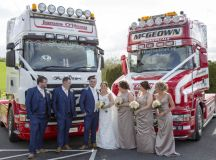 A Romantic Wedding at Errigal Country House Hotel by Andrew Mackin images 11