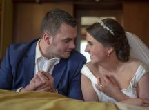 A Romantic Wedding at Errigal Country House Hotel by Andrew Mackin images 24