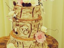 17 Lovely Wedding Cakes images 0