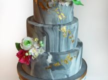17 Lovely Wedding Cakes images 9