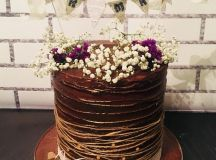 17 Lovely Wedding Cakes images 13