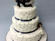 17 Lovely Wedding Cakes images 3