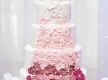 17 Lovely Wedding Cakes images 8