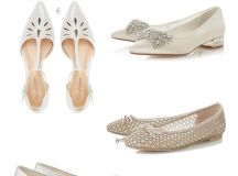 Dancing Shoes: 14 Fabulous Bridal Flats images 0
