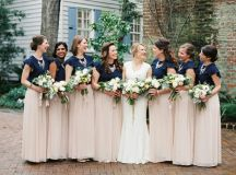 How to Style Bridesmaids in Separates & Where to Shop images 7