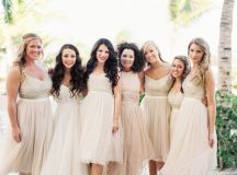 How to Style Bridesmaids in Separates & Where to Shop images 1