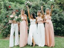 How to Style Bridesmaids in Separates & Where to Shop images 9