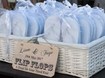11 Fun Touches That Will Be a Big Hit with Wedding Guests images 10