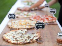 food stations wedding