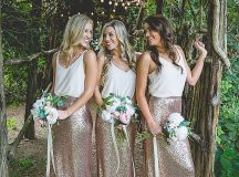 How to Style Bridesmaids in Separates & Where to Shop images 11