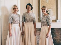How to Style Bridesmaids in Separates & Where to Shop images 5