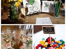5 Ways To Add Fun To Your Wedding Centrepieces images 1