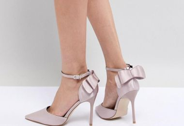 14 Stunning High Street Wedding Shoes You'll Want to Snap Up
