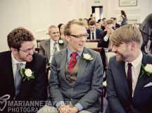 Vintage London Wedding by Marianne Taylor Photography ...