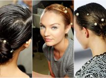 From the Catwalk to the Aisle- Summer 2012 Wedding Hair ...